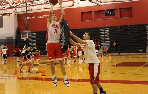 Josh Gasser Basketball Camp Visits South High