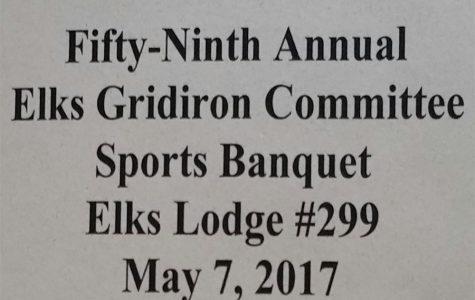 Senior Athletes Honored by Elks Club