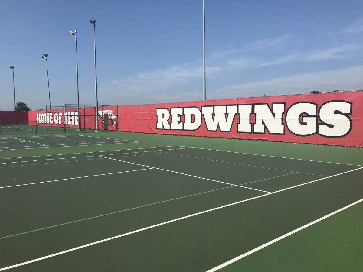 A+new+year+brings+many+new+improvements+including+the+windscreens+added+to+the+tennis+courts+over+the+summer.