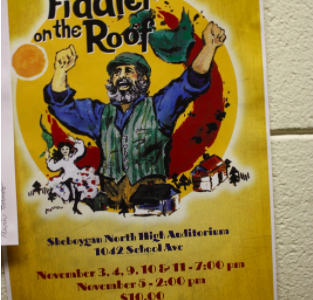 North/South Musical: Fiddler on the Roof
