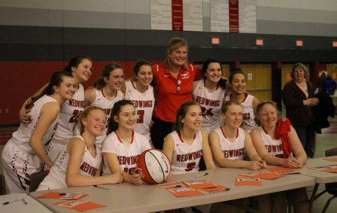 Girls Basketball Wins Last Friday