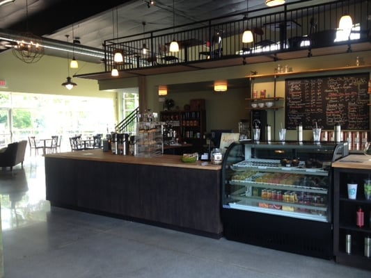 Glas: the Green Coffeehouse